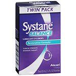 Systane Balance Lubricant Eye Drops, Restorative Formula- .67 fl oz