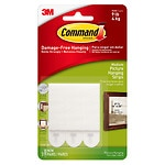 Command Strips Damage Free Hanging:  Picture, Frame & Poster Hanging Strips, Medium