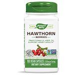 Nature's Way Hawthorn Berries, 510mg, Capsules- 100 ea