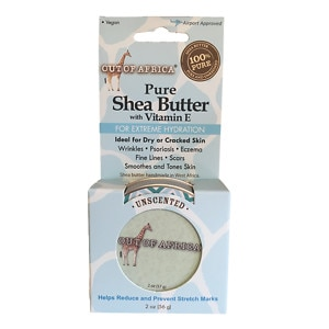 Out Of Africa Organic Shea Butter, Unscented