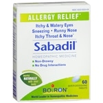 Boiron Sabadil, Allergy Relief