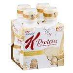 Special K Protein Shakes, French Vanilla, 4 pk- 10 oz