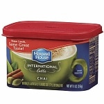 Maxwell House International Cafe Style Beverage Mix, Chai Latte- 9 oz