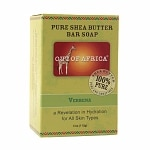 Out Of Africa Pure Shea Butter Bar Soap, Verbena- 4 oz