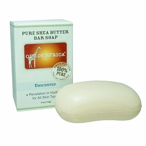 Out Of Africa Pure Shea Butter Bar Soap, Unscented&nbsp;
