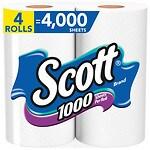 Scott 1000 Bath Tissue