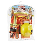 Melissa and Doug Construction Worker Deluxe Role Play Set Ages 3 and up