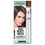 L'Oreal Paris Root Rescue 10 Minute Root Coloring Kit, Medium Brown 5- 1 ea