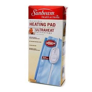 Sunbeam Moist/Dry Heating Pad, Model 731-5- 1 ea