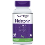 Natrol Melatonin Timed Release, 3mg. Tablets