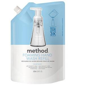 method Foaming Hand Wash Refill, Sweet Water- 28 fl oz