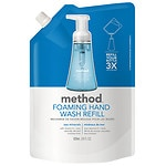 method Foaming Hand Wash Refill, Sea Minerals- 28 fl oz