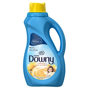 Downy Ultra Fabric Softener, 60 Loads, Sun Blossom