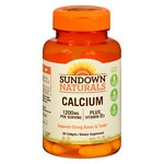 Sundown Naturals Liquid-Filled Calcium