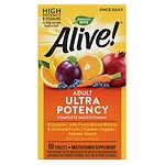 Nature's Way Alive! Once Daily Multivitamin, Tablets- 60 ea