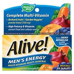 Nature's Way Alive! Men's Energy Multivitamin