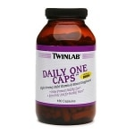 Twinlab Daily One Caps, Without Iron, Capsules