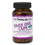 Twinlab Daily One, Capsules- 90 ea