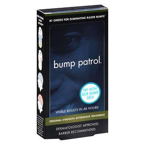 bump patrol Aftershave Razor Bump Treatment, Original Formula- 2 oz