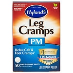 Hyland's Leg Cramps PM Nighttime Cramp Relief Tablets- 50 ea