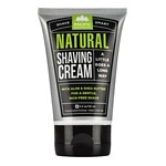 Pacific Shaving Company All Natural Shaving Cream- 3 oz