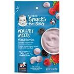 Gerber Graduates Yogurt Melts, Mixed Berry