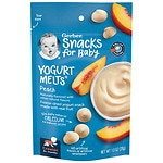 Gerber Graduates Yogurt Melts, Peach