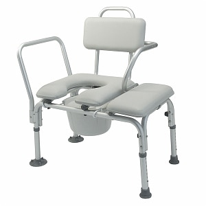 Lumex Commode Transfer Tub Bench With Tub Clamp- 1 ea