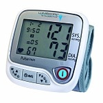 Lumiscope Deluxe Wrist Style Blood Pressure Monitor- 1 ea