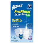 Mack's ProRinse, Earwax Removal System- .5 oz