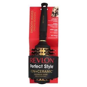 Revlon Perfect Style Ion + Ceramic Brush, Medium Porcupine Round