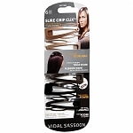 Vidal Sassoon Sure Grip Clix- 6 ea