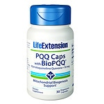 Life Extension PQQ Caps with BioPQQ, 10mg, Vegetarian Capsules