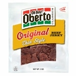 Oh Boy! Oberto Classics, Thin Style Beef Jerky, Original