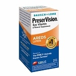 PreserVision Eye Vitamin and Mineral Supplement With Lutein, Softgels