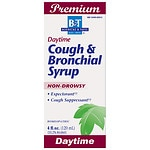Boericke & Tafel Cough & Bronchial Syrup, Daytime