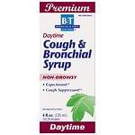Boericke & Tafel Cough & Bronchial Syrup, Daytime- 4 fl oz