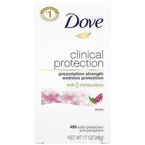 Dove Clinical Protection Anti-Perspirant Deodorant, Revive