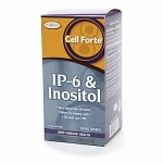 Enzymatic Therapy Cell Forte IP-6 & Inositol, Vegetarian Capsules- 240 ea