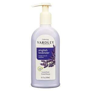 Yardley of London Luxurious Hand Soap, English Lavender