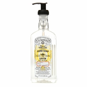 J.R. Watkins Natural Home Care Hand Soap, Lemon