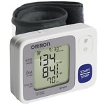Omron 3 Series Wrist Blood Pressure Monitor, Model BP629
