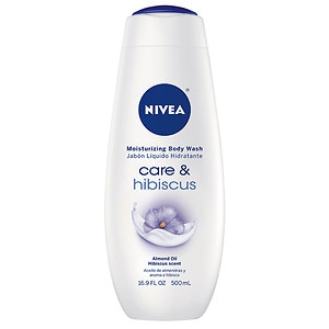 Nivea Touch of Serenity Cream Oil Body Wash