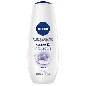 Nivea Serenity Cream Oil Body Wash