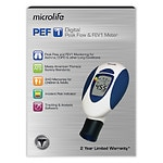 Microlife Digital Peak Flow & FEV1 Meter