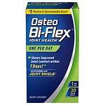 Osteo Bi-Flex One Per Day Glucosamine HCl plus Vitamin D3,  Coated Caplets- 30 ea