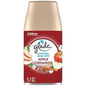 Glade Automatic Spray Refill, Apple Cinnamon