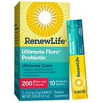 ReNew Life Ultimate Flora Super Critical, 200 Billion, Packets
