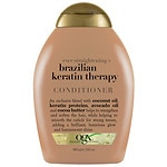 OGX Ever Straight Brazilian Keratin Therapy Conditioner- 13 fl oz