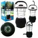 Whetstone Hand Crank Operated 12 LED Lantern